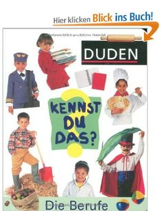 Duden Kennst Du das? Die Berufe: Amazon.de: Bücher