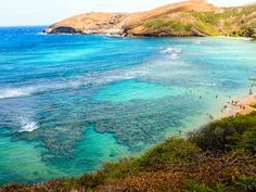 Who else wishes they were floating in Honolulu's Hanauma Bay right now?