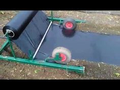 Vertical Vegetable Gardens, Vegetable Farming, Veg Garden, Tomato Garden, Garden Tools, Welding Projects, Projects To Try, Garden Tractor Attachments, Agriculture Machine