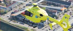 With more than 4200 flights a year MAA is the number one medical helicopter operator in the Netherlands. We fly on behalf of four trauma centres, for governmental and semi-governmental bodies and for events organisations. 24 hours a day, seven days a week.