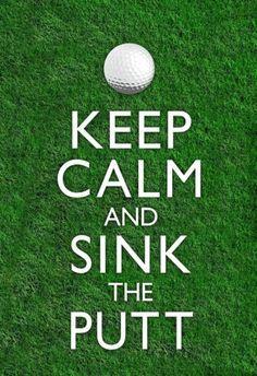 good luck girls golf poster - Google Search