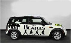 MINI Moments - The BEATLES My Dream Car, Dream Cars, Mini Driver, Mini Coopers, Mini Things, Zoom Zoom, Car Wrap, Mini Me, My Ride