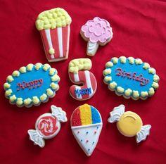 Circus Cookies