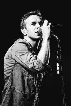 Chris Martin. How dare you, you perfect human being