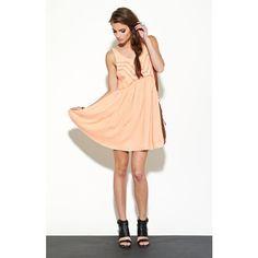 Huntingbird Summer Fever Dress ($82) ❤ liked on Polyvore