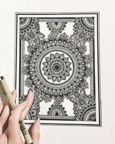 Something dramatic (hand for scale). . . . . . . . . . . . . . . . . . . . . . #drawing #penandink #sketchbook #drawingoftheday #drawings #drawing #mandala #mandalaart #mandalas #mandalatattoo #mandalala #mandalalove #mandalastyle #mandalastyle #mandaladesign #mandala_sharing #mandalalovers #mandalapassion #micron #penandink #mandaladesign #mandalatattoos #mandalart @blxckmandalas @mandala_sharing @manda.la.la @beautiful_mandalas @mandalapassion #mandalapassion #zendoodle #zentangle…