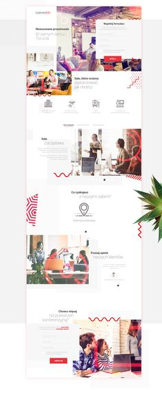 Business modern spaces on Behance