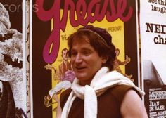 June 1, 1979: Robin Williams catching cab in New York City. Mandatory Credit: Walter McBride/INFphoto.com