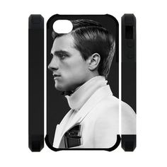 Every New Day The Hunger Games Peeta Mellark Josh Hutcherson Unique Custom IPHONE 4 or 4S Best Polymer+ Rubber 3D Cover Case. This case provides protection by preventing scratches and chips. Accessible to all the buttons and very easy to install. Made with very high quality of material that will make your phone looks better than anyone else. It is the most fashionable case you'll ever have. Our cases are a perfect stylish way to protect the back of your iPhone.