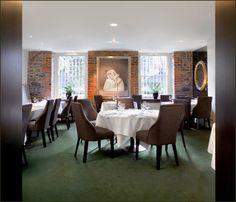 Chapter One Michelin Star Restaurant Gallery, Dublin