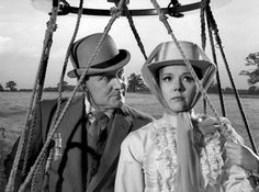 The Avengers - John Steed & Emma Peel