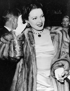 "lindadarnells: ""Linda Darnell, 1951 """