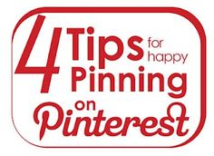How to navigate pinterest to make it better for everyone...