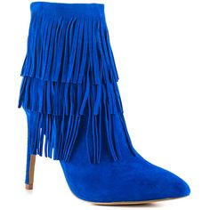 Flappper+-+Blue+Suede+by+Steve+Madden