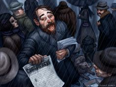 Conspiracy Theorist by feliciacano on DeviantArt