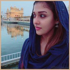 Nayanthara Goldan temple Vignesh Shivan Beautiful Lady Nayanthara & Vignesh Shivan At Amritsar In Golden Temple Photos South Indian Actress Photo, Indian Actress Photos, Indian Actresses, Actors & Actresses, Bollywood Cinema, Bollywood Photos, Bollywood Actress, Bollywood Fashion, Nayantara Hot