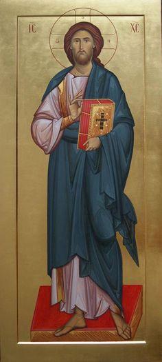 Christus Pantocrator van de hand van Anton Daineko