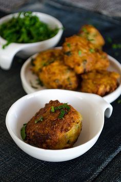 Fried Zucchini Balls. Great way to make your family love zucchini! These balls make perfect breakfast, mezze or side dish. A wonderful vegetarian alternative to meatballs! | giverecipe.com