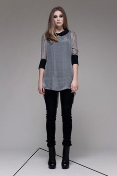 Taylor 'Incision' Collection, Summer 13/14   www.taylorboutique.co.nz Taylor - Rotation Shirt