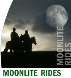 Rolling Hills Ranch Moonlit Rides. In Bridgeville, PA. Want a redo this summer since we got rained out of the campfire/BBQ portion last summer.