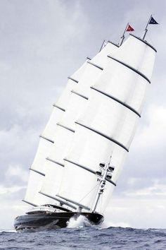 The Maltese Falcon 289 ft / 88 m