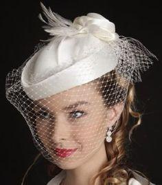chapeau bibi femme modle fauvette de crinoligne crmonie mariageavec - Bibi Mariage Voilette