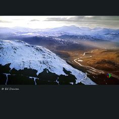 """Lui from More"", Crianlarich, Breadalbane, Scotland. Ed Duncan Photography"