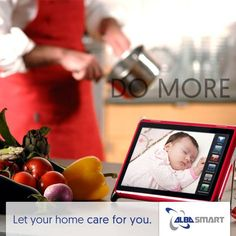Stay close and connected to your loved ones with the help of your smart home!