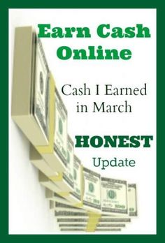 This is EXACTLY how much I earned and how, honest update so you can learn how to make extra money online. Join the challenge today. Show Me The Money, Make Money From Home, How To Make Money, Earn Cash Online, Online Earning, Cash Today, A Dime, Frugal Living Tips, Extra Money