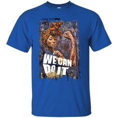 Black Lives Matter We Can Do It Hoodies Sweatshirts
