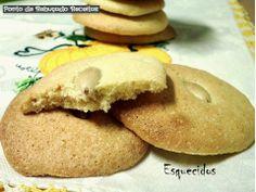 Portuguese Recipes, Cookies, Hamburger, Recipies, Good Food, Bread, Sweet, Algarve, Portugal