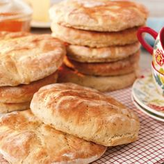 Our Daily Bread, Swedish Recipes, Bread Baking, Hamburger, Journal, God, Baking, Burgers