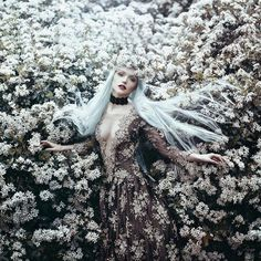 Fairytale photography by bella kotak. inspired by fantasy and fairytales, photographer bella kotak creates ethereal Fantasy Photography, Photography Women, Fine Art Photography, Portrait Photography, Nature Photography, Fashion Photography, Fairy Tale Photography, Ethereal Photography, Photography Jobs