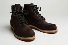 munson boot by red wing heritage x nigel cabourn
