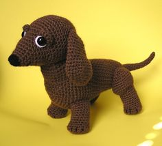 There is no doubt in my mind that I will try to make this at some point--- Weiner Dog