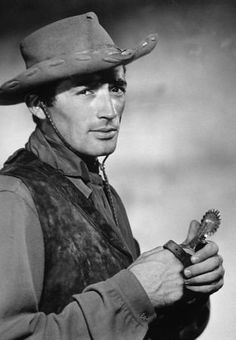 """Duel In The Sun"" Gregory Peck 1946."