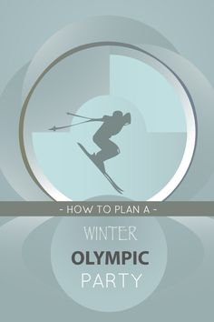 How to Plan an Olympic Themed Party