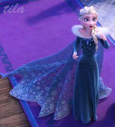 Elsa - Olaf's Frozen Adventure (8) | Mi Ti | Flickr Princesa Disney Frozen, Disney Princess Frozen, Disney Princess Pictures, Frozen Elsa Dress, Frozen Elsa And Anna, Olaf Frozen, Elsa Anna, Elsa Moderna, Frozen Pictures