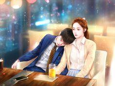 Cute Couple Cartoon, Cute Love Cartoons, Cute Love Couple, Anime Love Couple, I Love Anime, Romantic Anime Couples, Cute Couples, Anime Love Triangle, Best Romance Anime