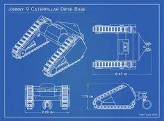 Wall-e base robot