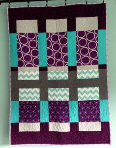 Custom Special Order. Can be made with any fabric or any size. This quilt measures at 34x48. $90.00