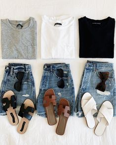 So many great summer sales! So many great summer sales! Casual Outfits, Cute Outfits, Fashion Outfits, Womens Fashion, Fashion Trends, Woman Outfits, Indie Fashion, Fashion Tips, Spring Summer Fashion