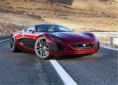Rimac Concept One - Lifestyle NWS