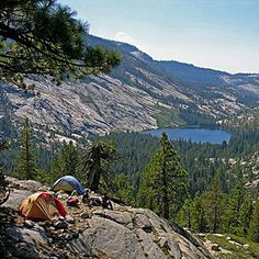 The best campgrounds in Yosemite
