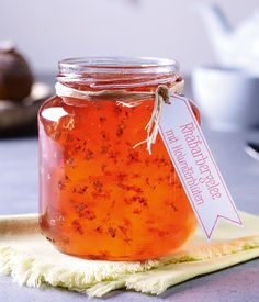 Discover recipes, home ideas, style inspiration and other ideas to try. Cooking Jam, Cooking Recipes, Chutneys, Rhubarb Jelly, Marmalade Recipe, Jam And Jelly, Food Club, Sweet And Spicy, Soul Food