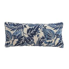 Make a striking statement in any bedroom with the Antigua Linen Decorative Pillow. Inspired by rustic woodcuts, this set features a bold botanical print on a heavy linen cloth, which is enzyme washed for softness.                100% linen                    Self piping                    Solid backing                    Hidden button closure                    Machine wash cold; tumble dry low        Imported.