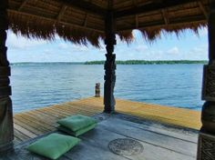 yoga hut | Photos of Wolfe Island - Featured Images