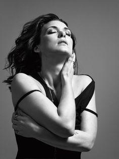 Winona Ryder by Mark Abrahams