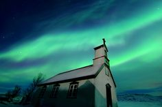 Olgeir Andréeson  Northern lights Iceland   Flickr - Photo Sharing!