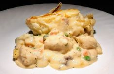Pie Recipes, Macaroni, Mashed Potatoes, Dishes, Chicken, Ethnic Recipes, Desserts, Food, Blues
